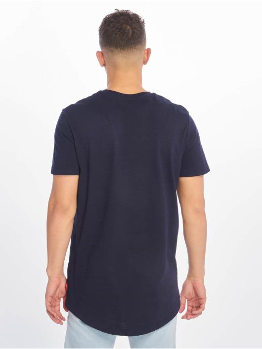 Jack & Jones T-skjorter jcoPainted blå