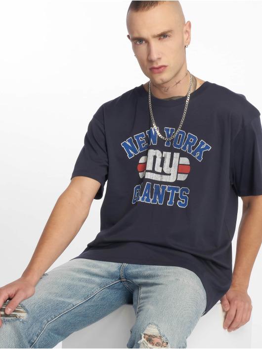 Jack & Jones T-skjorter jorBowl blå