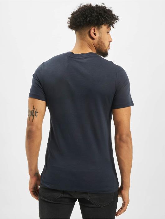 Jack & Jones T-skjorter jorFilo blå