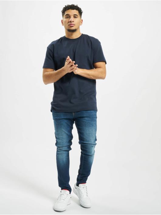 Jack & Jones T-skjorter Jjeliam blå