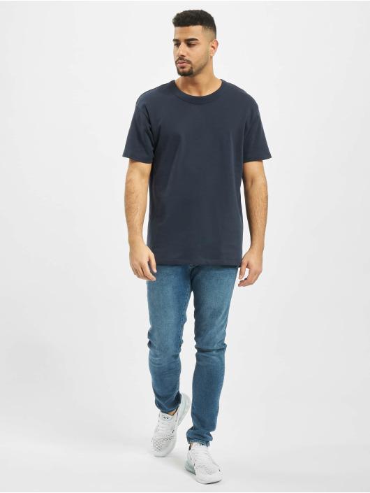 Jack & Jones T-skjorter jprNight blå