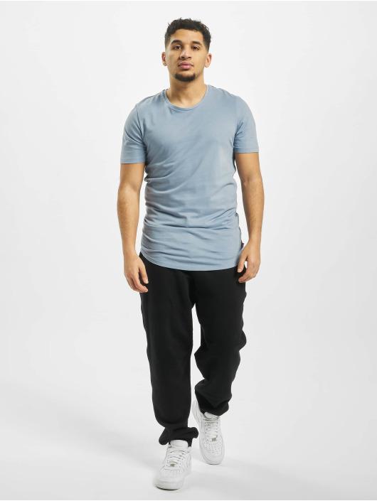Jack & Jones T-skjorter jjeHugo Shortsleeve Crew Neck Noos blå