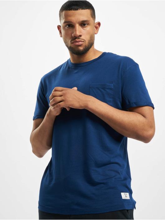 Jack & Jones T-skjorter jprVincent Bla. blå