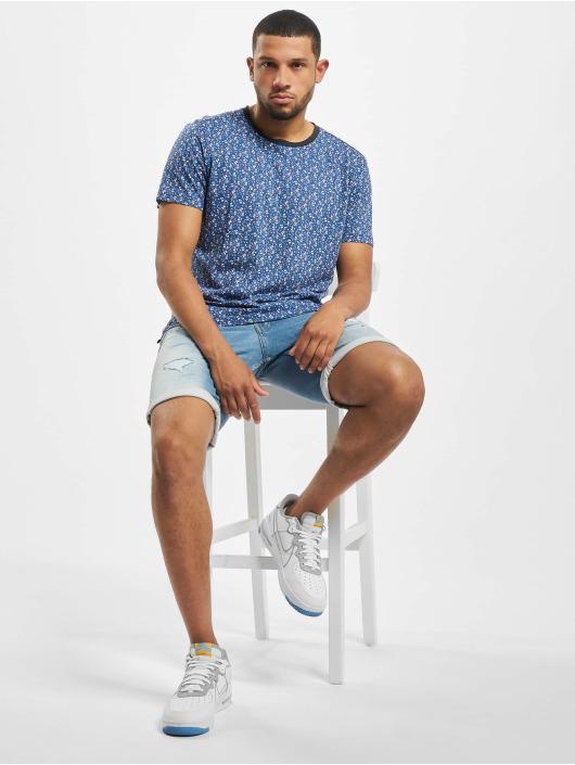 Jack & Jones T-skjorter jprJames blå