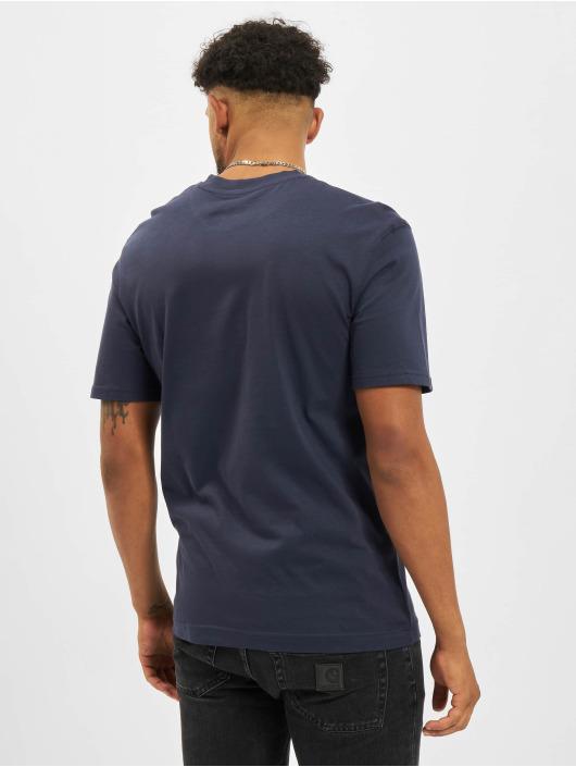 Jack & Jones T-skjorter Jjerelaxed O-Neck blå