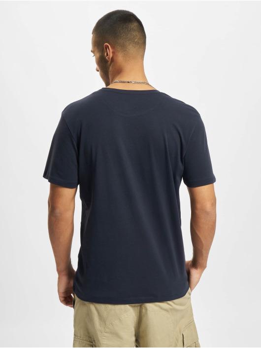 Jack & Jones T-skjorter Jjmula blå