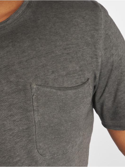 Jack & Jones T-skjorter jorJack Crew Neck grå