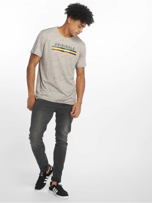 Jack & Jones T-skjorter jorRodo grå