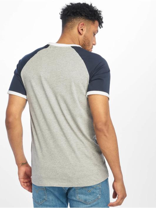 Jack & Jones T-skjorter jorRetroraglan grå