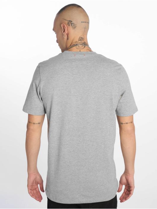Jack & Jones T-skjorter jorMessenger grå