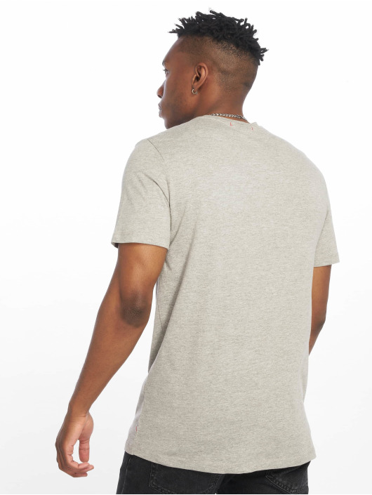 Jack & Jones T-skjorter jorVoyage grå