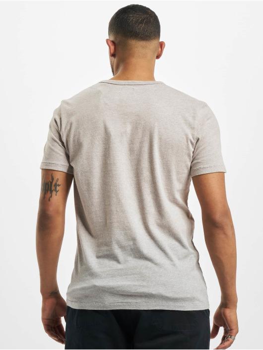 Jack & Jones T-skjorter jprScott Blu. grå