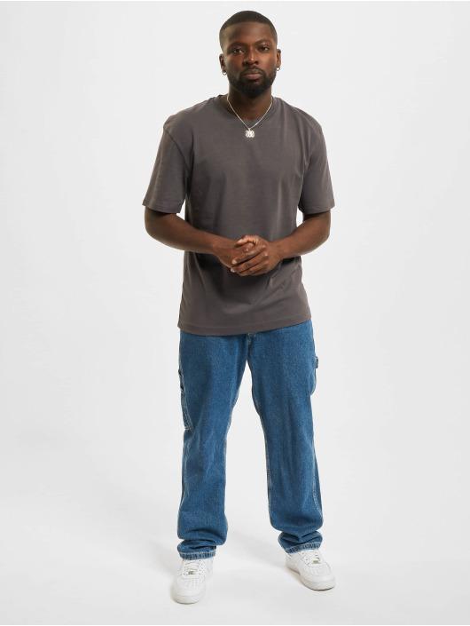 Jack & Jones T-skjorter Jjerelaxed O-Neck grå