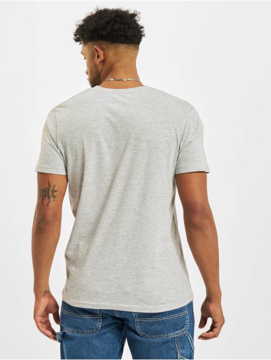 Jack & Jones T-skjorter Jjurban City Crew Neck grå