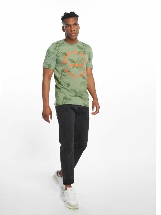 Jack & Jones T-skjorter jorFun grøn