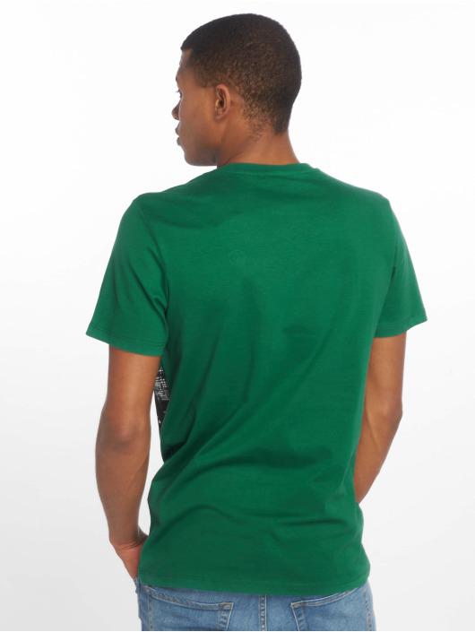 Jack & Jones T-skjorter jcoOval grøn