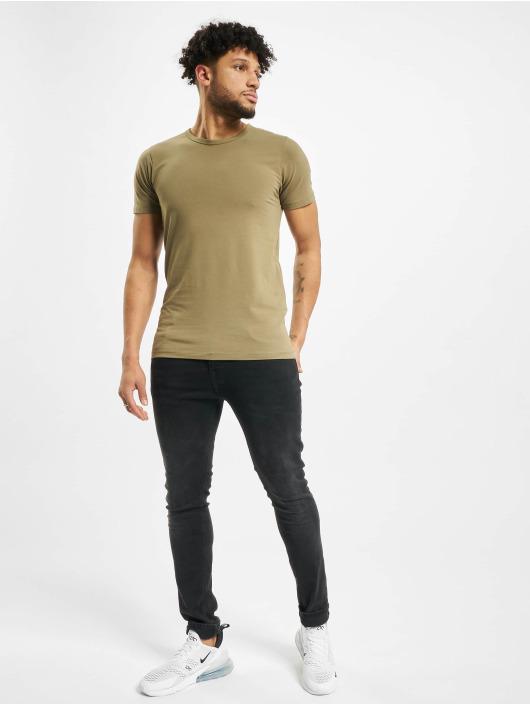 Jack & Jones T-skjorter Basic grøn