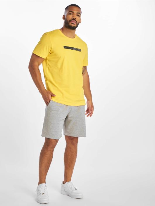 Jack & Jones T-skjorter jcoPosty gul