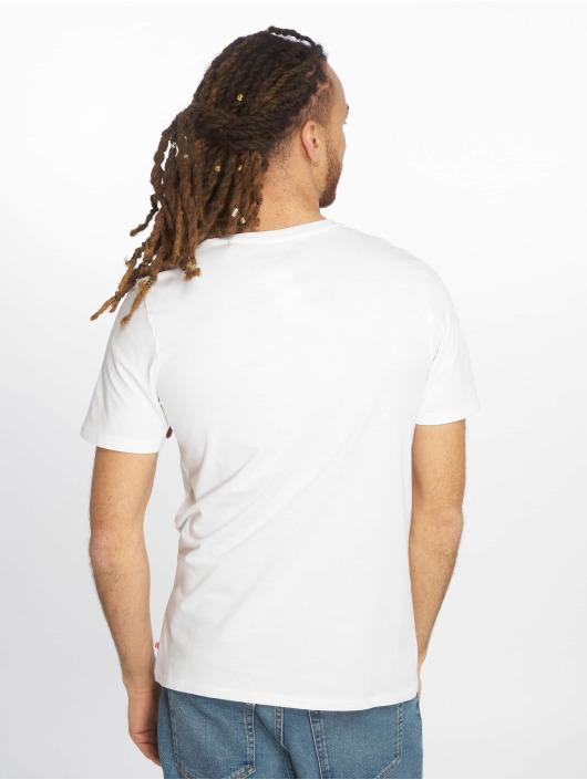 Jack & Jones T-skjorter jjePlain hvit