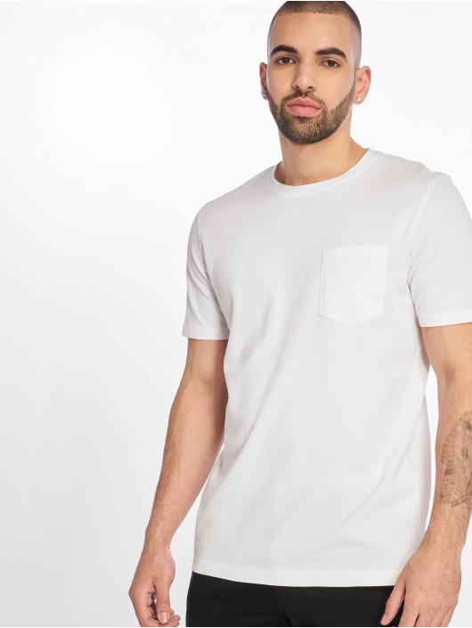 Jack & Jones T-skjorter jcoLike hvit