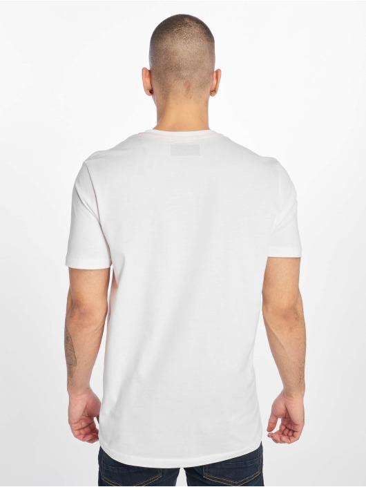 Jack & Jones T-skjorter jcoHenry hvit