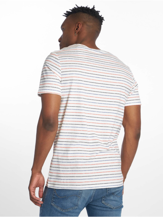 Jack & Jones T-skjorter jorKelvin hvit