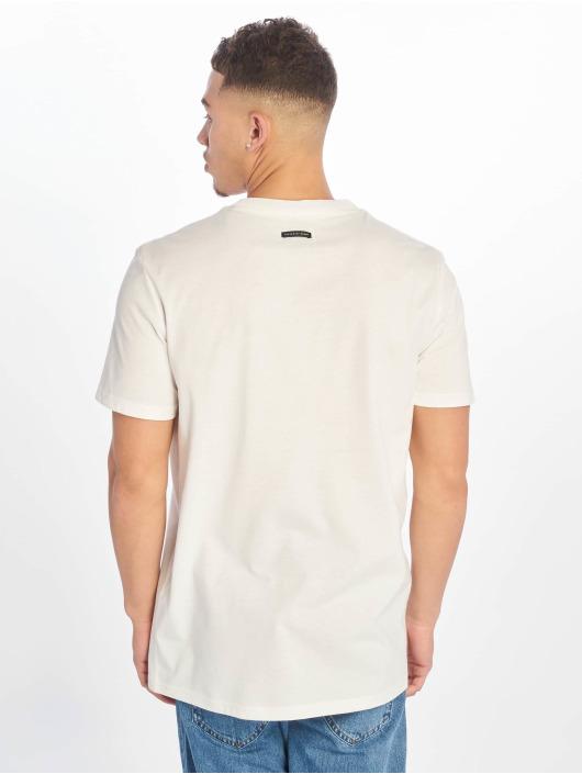 Jack & Jones T-skjorter jorBranding hvit