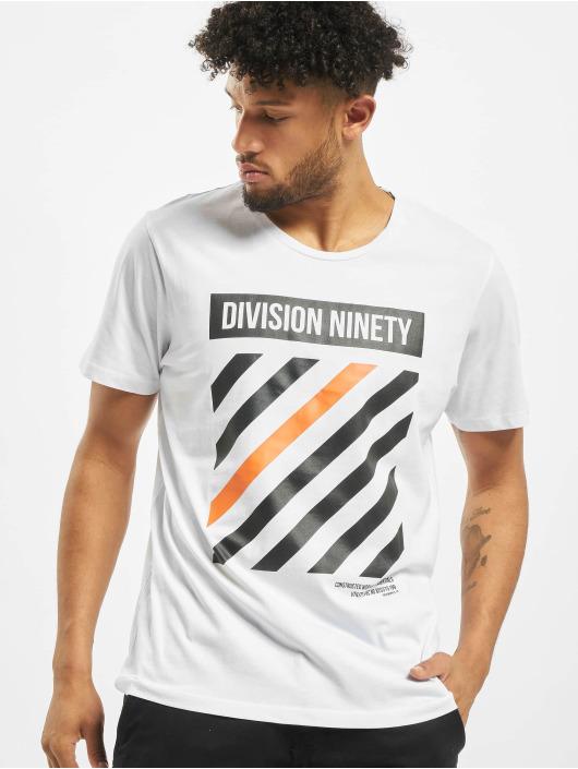 Jack & Jones T-skjorter jcoSoup hvit