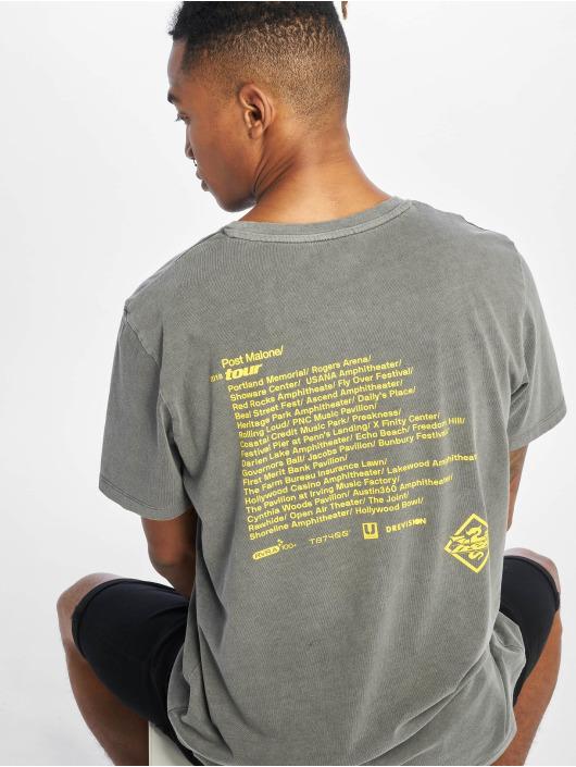 Jack & Jones T-skjorter jcoPostmalone hvit