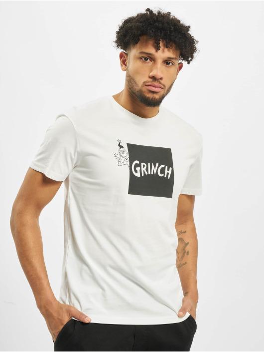 Jack & Jones T-skjorter jorGrinch hvit
