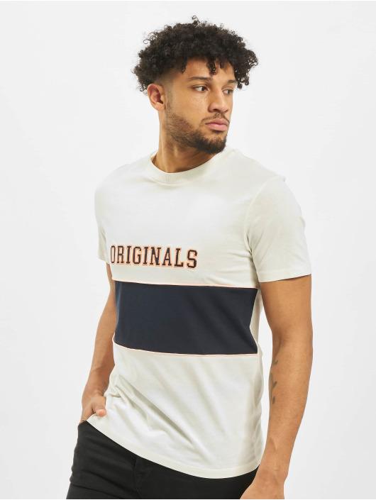 Jack & Jones T-skjorter jotFilo hvit