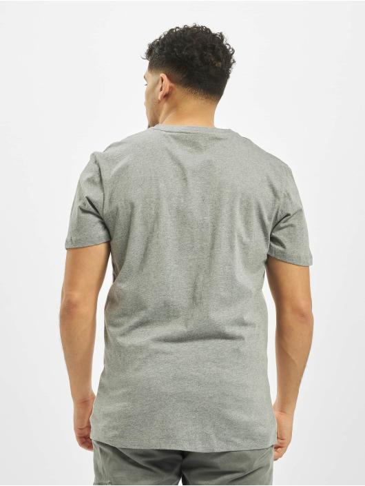 Jack & Jones T-skjorter jjeMix Crew Neck hvit