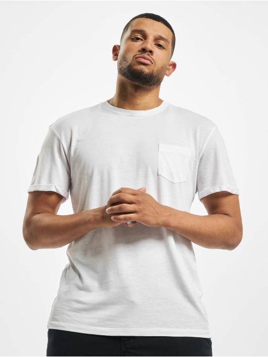 Jack & Jones T-skjorter jprVincent Bla. hvit