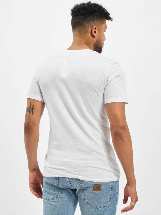 Jack & Jones T-skjorter jorAbre hvit