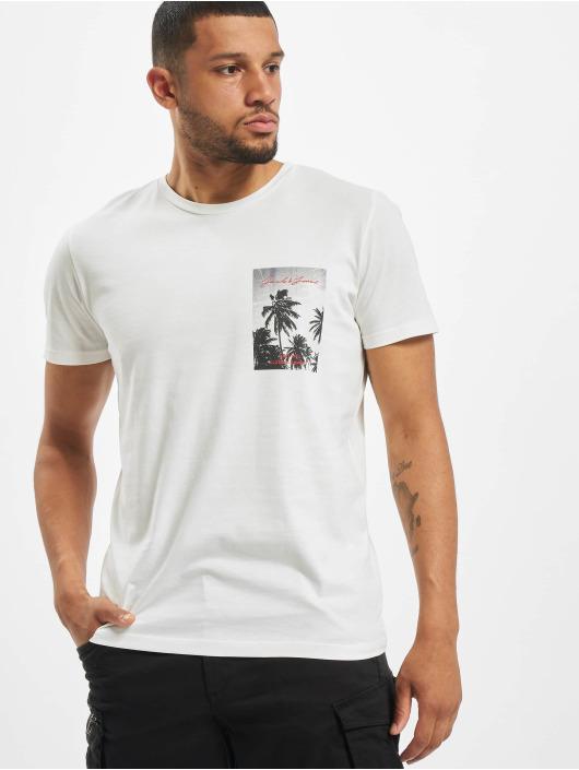 Jack & Jones T-skjorter jorHolidaz hvit