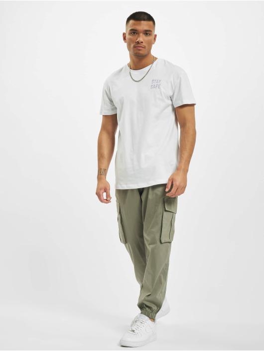 Jack & Jones T-skjorter jorKeep hvit