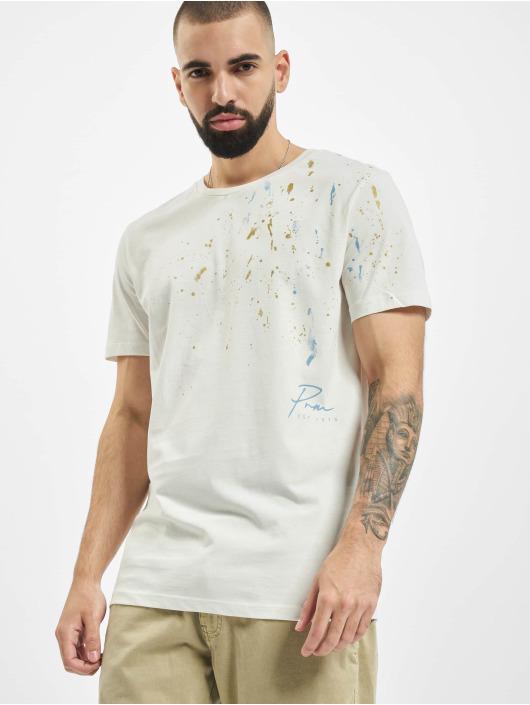 Jack & Jones T-skjorter jprBlaloudest hvit