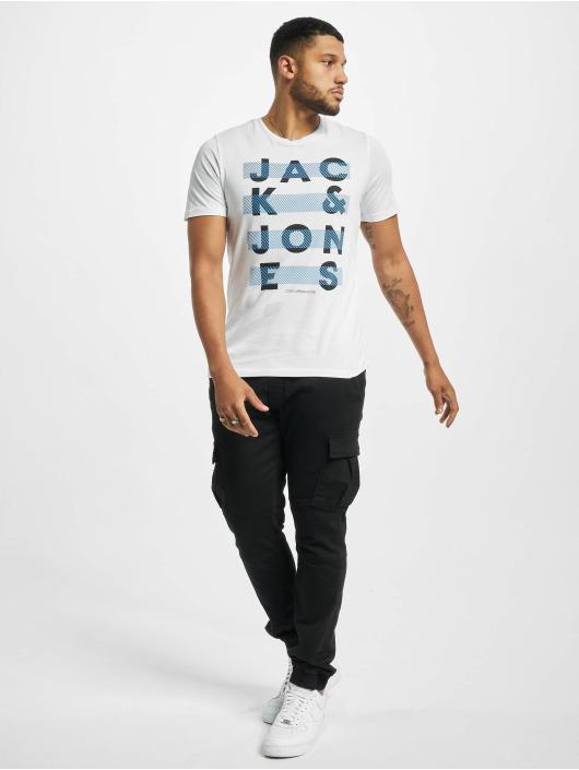 Jack & Jones T-skjorter jcoJumbo hvit