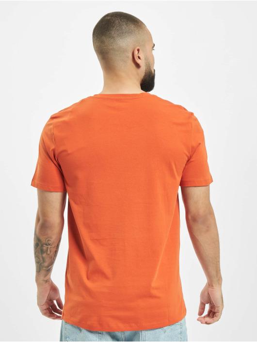 Jack & Jones T-skjorter jorTonni oransje
