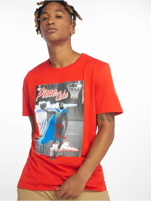 Jack & Jones T-skjorter jorArt Carnival red