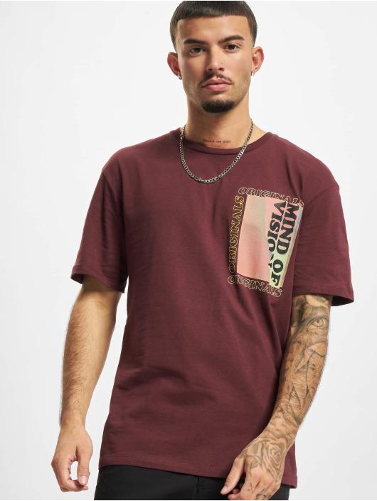 Jack & Jones T-skjorter Jorinfinitys red