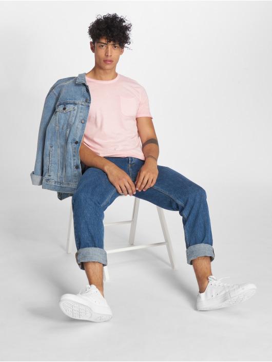 Jack & Jones T-skjorter jorJack rosa
