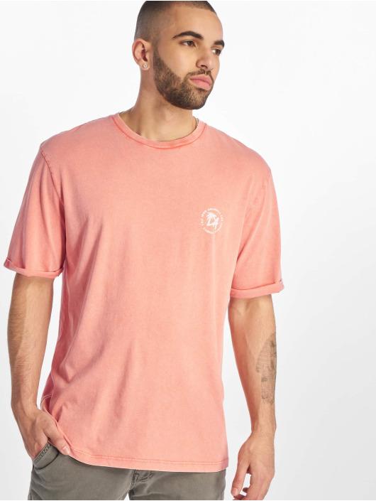 Jack & Jones T-skjorter jorStarks rosa