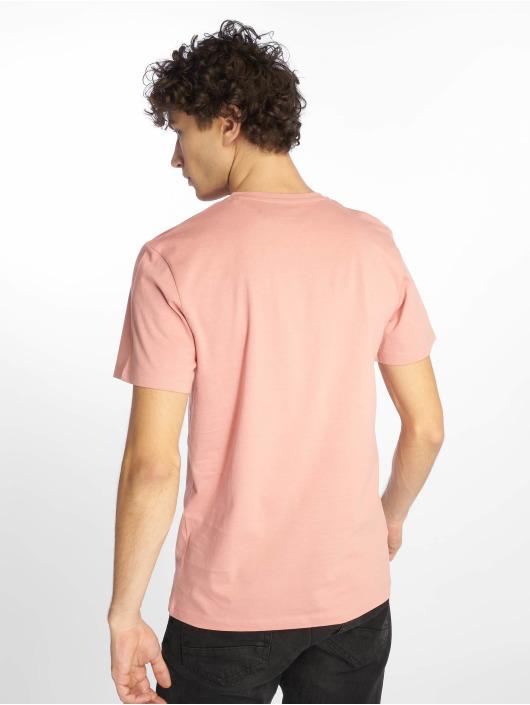 Jack & Jones T-skjorter Jorfaster Crew Neck Jan 19 rosa