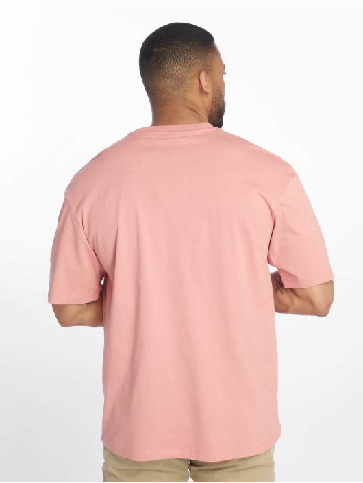 Jack & Jones T-skjorter jorSkyler rosa
