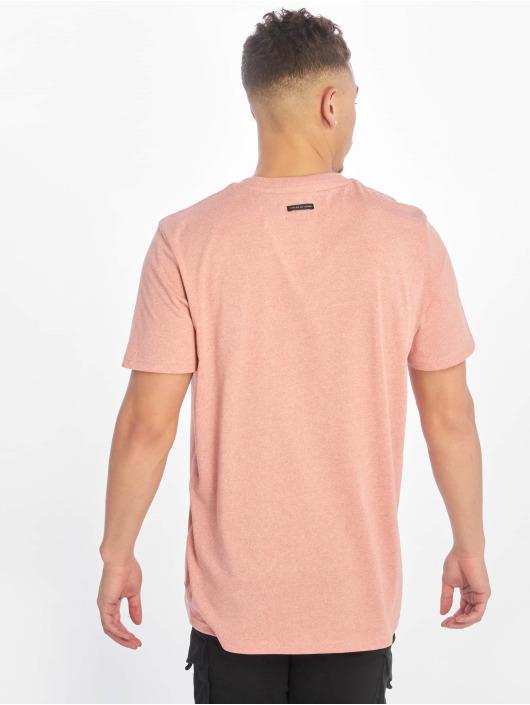Jack & Jones T-skjorter jorBranding rosa