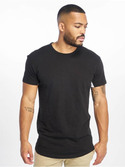 Jack & Jones T-skjorter jcoLeaf svart