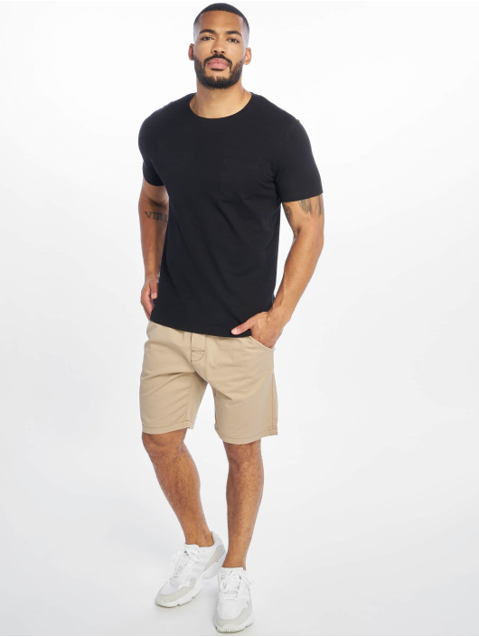 Jack & Jones T-skjorter jcoLike svart