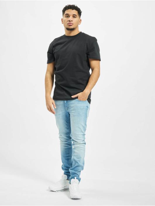 Jack & Jones T-skjorter Jjeliam svart