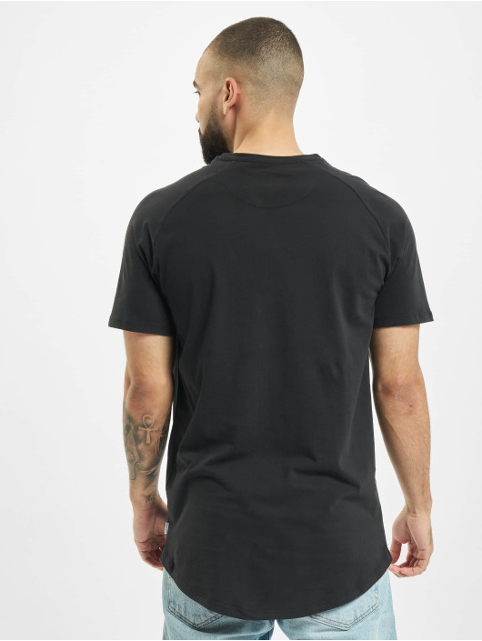 Jack & Jones T-skjorter jjeCurved Noos svart